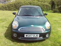 Mini, HATCHBACK, Hatchback, 2007, Manual, 1397 (cc), 3 doors