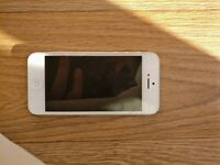 Apple iPhone 5 White - 16GB Unlocked + Case & Charger