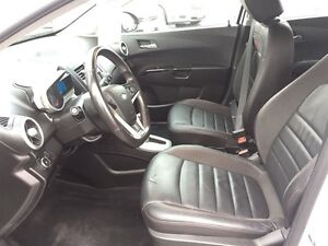 2013 CHEVROLET SONIC RS AUTO- SUNROOF, HEATED LEATHER SEATS, REM Windsor Region Ontario image 13