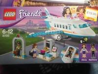 Lego friends airport