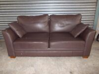 Marks & Spencer Leather 2-seater Sofa (Suite)