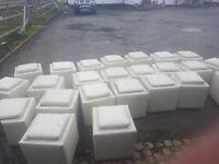 Butlers stools x 24 job lot