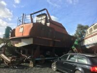 Bruce Roberts Euro 14 bare hull for sale