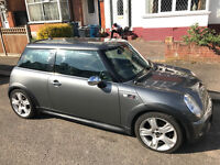 Stunning Mini Cooper S - Grey - Great Condition