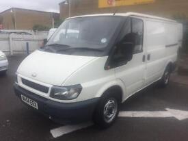 ford transit swb 2004 reg only £2195 no vat