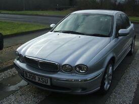 Jaguar X Type SE 2.0 Diesel 5 speed manual,2008,48,000 miles, £5,250