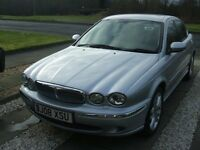 Jaguar X Type SE 2.0 Diesel 5 speed manual,2008,48,000 miles, £5,250
