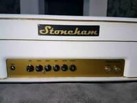 Stoneham custom v2-50 50watt amp head