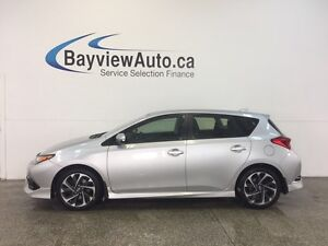 2016 Scion IM - ALLOYS! PIONEER SOUND! REVERSE CAM! A/C! CRUISE!