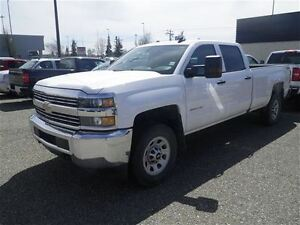 2016 Chevrolet SILVERADO 3500HD WT|Keyless Entry|Long BOX|Camera