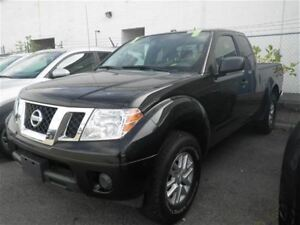2014 Nissan Frontier SV   Extended CAB