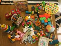 Baby / Toddler Toys Bundle