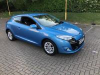 2012 Renault Megane MK3 Coupe 1.5dCi 52K