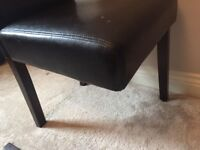 Chair (leather)