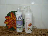 M&S Hand and body lotion x2