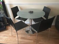 Dining suite'(designer) - open to offers as MUST go today !!!