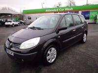 7 SEATER RENAULT GRAND SCENIC 1.6 MANUAL IN GREAT CONDITION. LONG MOT. SUNROOF. CAMBELT REPLACED