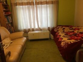 Double room for rent in a family house.