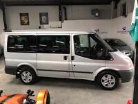 Transit tourneo minibus 9 seater