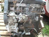 Renault Master Mark 1 deisel engine