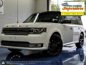 2016 Ford Flex Limited***Captain's chairs/NAV/AWD***