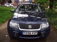 Suzuki Grand Vitara 1.9 DDiS 5dr£2,350 PROPER 4X4 WITH FSH 2006 (56 reg), SUV