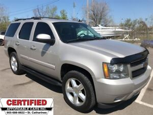 2007 Chevrolet Tahoe 2LT**LEATHER, ROOF, 20in WHEELS, 4X4, 7PASS