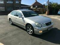 Lexus gs 300 se auto with paddle shift or manual