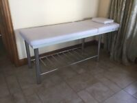 Beauty Bed Massage Couch, Salon Equipment