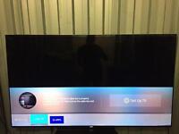 """Samsung 65"""" 4k SUHD series 8 smart led tv ue65ks8000"""