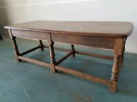 ERCOL COFFEE / OCCASIONAL / SIDE WOODEN TABLE DELIVERY AVAILABLE