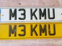 Number plate for bmw m3