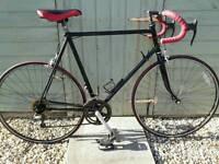 classic raleigh bike