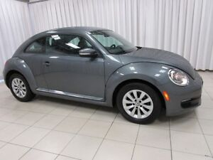 2013 Volkswagen Beetle DI! VW CERTIFIED! Comfortline!  Low KMs!!