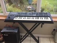 Roland JP-8000 synthesiser. Classic Eighties sounds.
