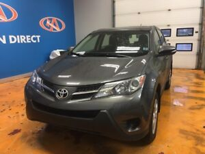 2015 Toyota RAV4 LE AWD/ AIR/ NEW TIRES/ FINANCE TODAY!