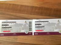 Cheltenham Festival Tickets - Ladies Day Wednesday 14th March 2018 Best Mate Enclosure