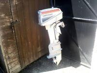 Johnson Seahorse Outboard