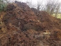 Well Rotted Organic Horse Manure Compost - £50 a ton