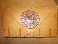 Large Vintage John Player Cigarette Tobacco Transport Box