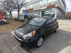 2016 Kia Rio LX+, Bluetooth, AC, Pwr windows & Locks