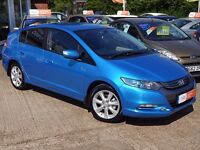 PCO UBER READY HONDA INSIGHT 2010 in BLUE PEARL with GARDX PROTECTION