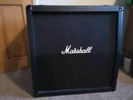 Marshall 4x12 cab. MG412a.