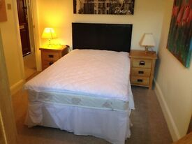 Furnished one bedroom to let