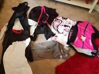 Ladies cycling clothing bundle