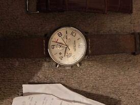 Montblanc Timewalker automatic chronograph watch