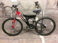 Like New mountain bike for sale