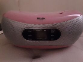 ALBA CD PLAYER WITH BLUETOOTH AND RADIO