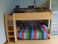 Bunk Beds from Great Little Trading Company - Immaculate Condition - Light Oak