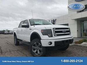 2014 Ford F-150 FX4, Loaded, 4.5 in ch lift, Roof!!!